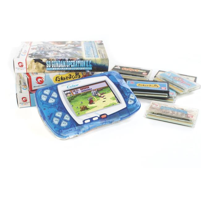 List of English Friendly Wonderswan Games – The Video Game